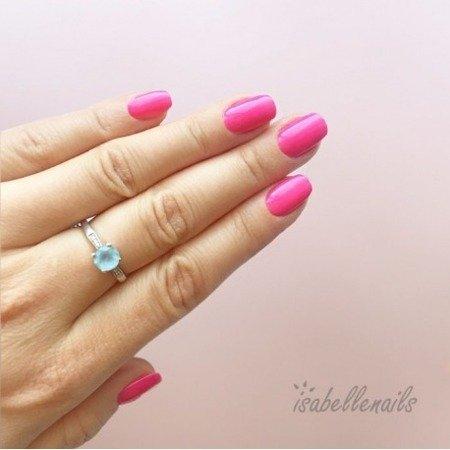 604. Barbie Pink Lakier Hybrydowy