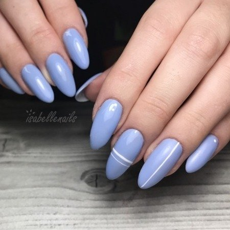 359. Pastel Royal Blue Lakier hybrydowy