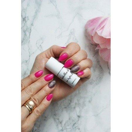600. Neon Pink Lakier hybrydowy