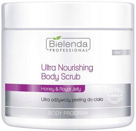 Bielenda Ultra odżywczy peeling do ciała 550 g