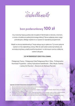 Bon podarunkowy Soft Flowers IsabelleNails 100 zł