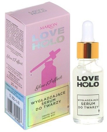 MARION LOVE HOLO Wygładzające serum do twarzy  20ML