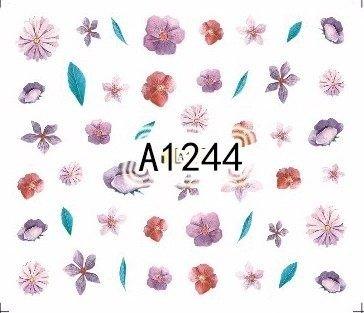 Naklejki wodne A1244