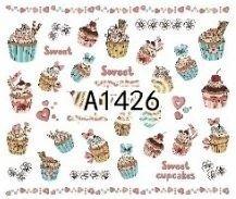 Naklejki wodne A1426