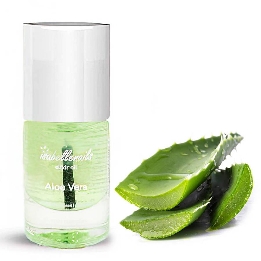 Oliwka do skórek i paznokci Aloe Vera olejek 6 ml