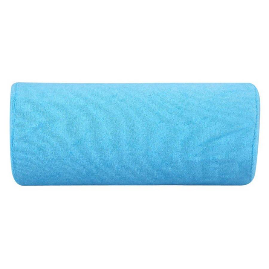 Poduszka pod dłoń frotte niebieska