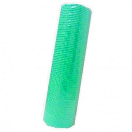 Serwety podfoliowane bibułowo-foliowe kolor zielony