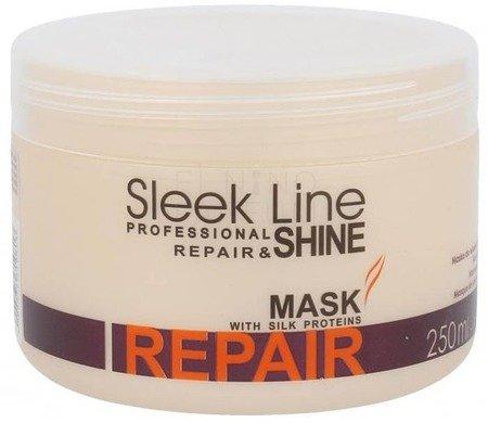 Stapiz Repair Zestaw Szampon 300 ml + Maska 250 ml + Jedwab 30 ml