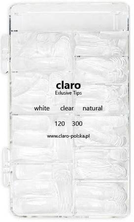 Tipsy Claro clear 300 szt