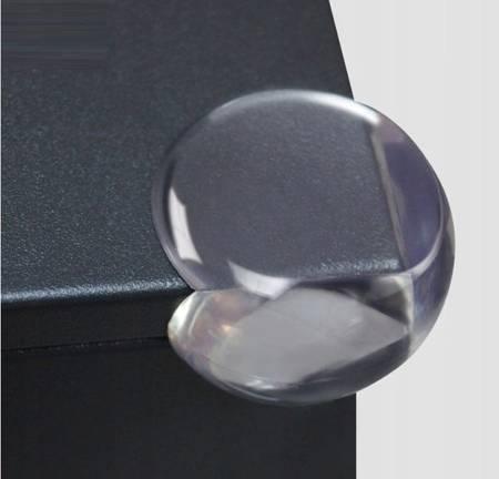 Zabezpieczenie narożników silikon okrągłe