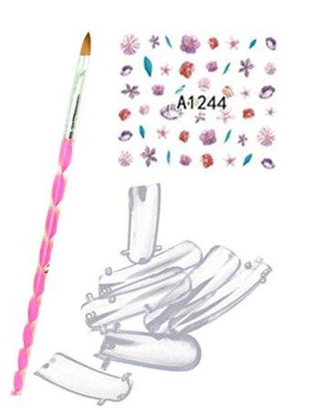 Zestaw AcrylGel + lampa 48W P1