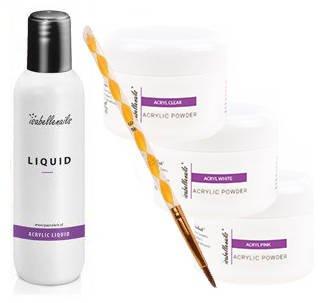 Zestaw akrylowy liquid 100 ml + akryl 15 ml